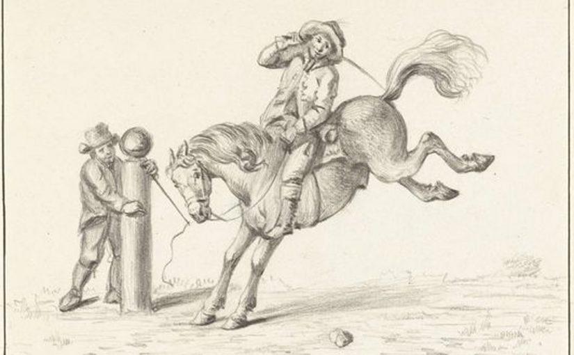 Ook jij, als eigenaar/ruiter, bent klassiek geconditioneerd. Het is maar net hoe je met je paard omgaat welk gedrag je paard laat zien en welke emotie hij bij jou ervaart.