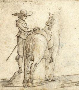Als je een goed passend zadel hebt, is er niets aan de hand. Het wordt vervelend voor je paard als het zadel pijn doet. Het zadel is klassiek geconditioneerd.